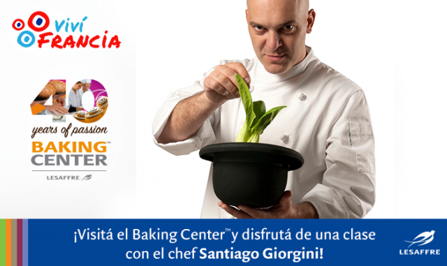 Semana francesa para conocer nuestro Baking Center.